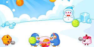 Hra - Penguin Ice Cream
