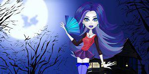 Monster High Spectra Dress Up