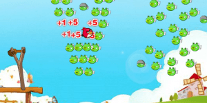 Hra - Angry Bird Counterattack