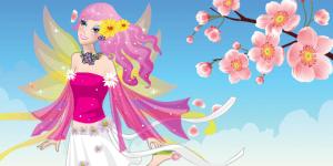 Flower Fairy Cutie Dress Up