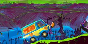 Hra - Scooby Doo Snack Adventure