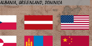 Hra - Flags and Countries