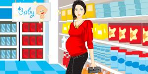 Maternity Fashion Dress Up