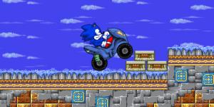 Hra - Sonic Quatro