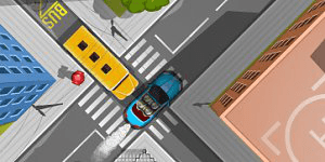 Hra - Traffic Hazard