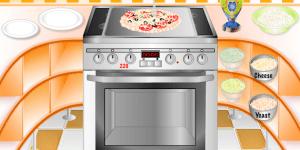 Hra - Tasty Pizza Recipe