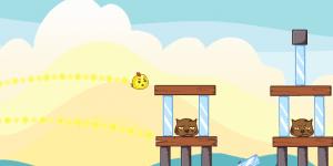 Hra - Angry Chicks
