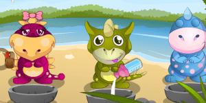 Hra - Baby Dino Daycare