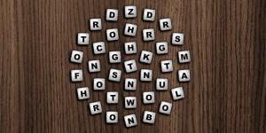 Hra - Letter Scramble