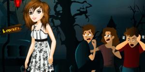 Hra - Evil Monster Mansion