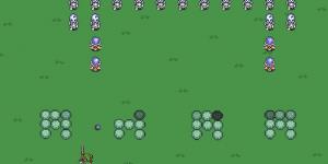 Hra - Zelda Invaders 2