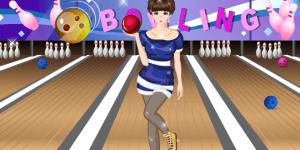 Hra - Bowling Girl