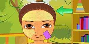 Dora Facial Makeover