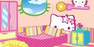 Hra - Hello Kitty Fan Room
