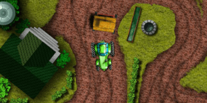 Hra - Tractor Parking