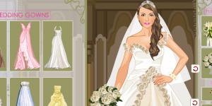 Stylish Bride Dressup