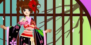 Geisha Girl Dress Up