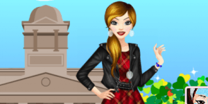 Hra - Delicate College Girl Makeover