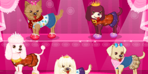 Celebrity Dog Dress Up