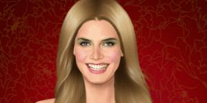 Heidi Klum Makeover