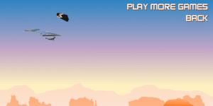 Hra - Canyon Glider