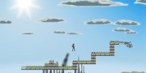 Hra - Sky Run