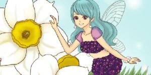 Fairy Girl Dress Up