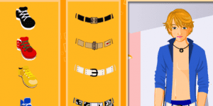 Design Clothes for your Boyfriend
