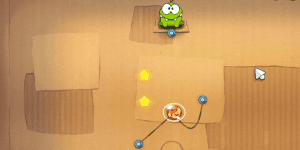 Hra - Cut The Rope
