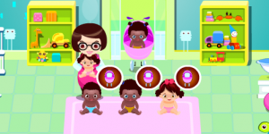 Hra - Babies Fun