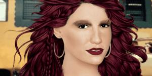 Kesha Make Up