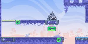Hra - Robot Go Home