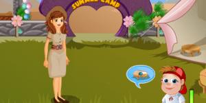Hra - Sofy' s Summer Camp