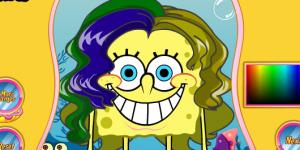 Hra - Sponge Bob Haircuts