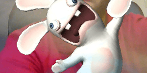 Hra - Rabbids Invasion