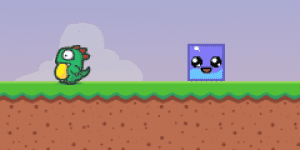 Hra - Dino Shift