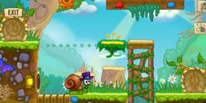 Hra - Snail Bob 5: Love Story