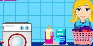 Hra - Laundry Girl