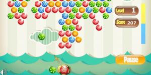 Advancing Bubble