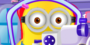 Hra - Minion Eye Care