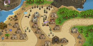 Hra - Kingdom Rush Frontiers