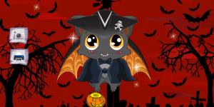 Cute Bat Dress Up