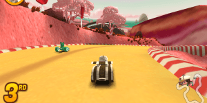 Hra - Sugar Rush Speedway
