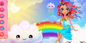 Rainbow Cutie Beauty Steps