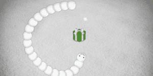 Hra - Christmas Snake