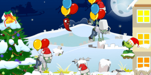 Plants Vs Zombies Christmas