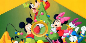 Hra - Christmas Day Mickeys