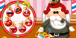 Hra - Santa Claus Makeover