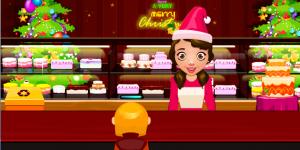Hra - Merry Christmas Cake