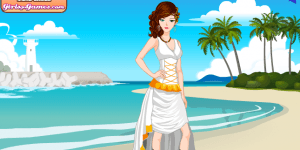 Greek Style Dress Up